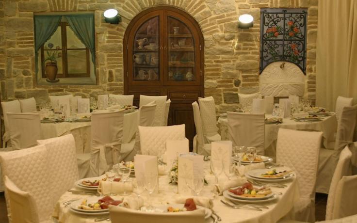 Hotel con ristorante vicino Campo Imperatore