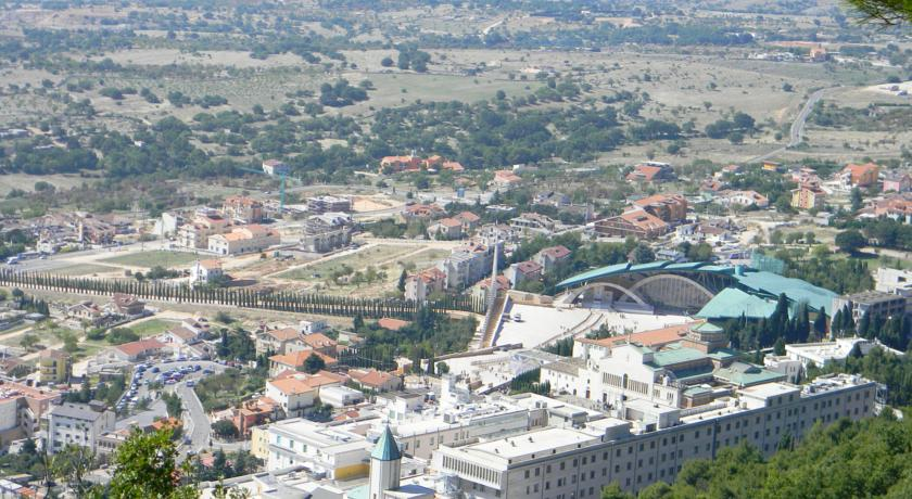 Monte Sant'Angelo San Giovanni Rotondo