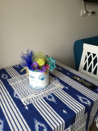 Tavolo da Pranzo in appartamento vicino Ostuni