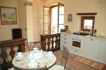 cucina grande e comoda