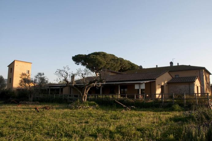 Residence in campagna, appartamenti vacanza, Toscana