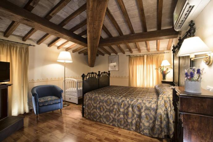 Soggiorni in Camere confortevoli ad Assisi
