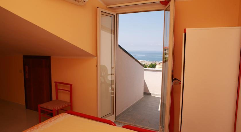 camere con vista mare a Praia a Mare