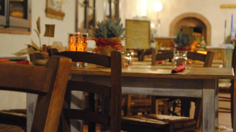 Pizzeria con prodotti bio, Toscana, Residence