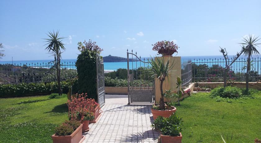 Romantico Relais vista Mare vicino spiaggia Cirella