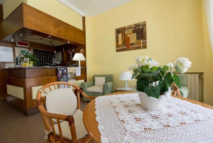 Hotel con Salone Relax a Viareggio in Versilia