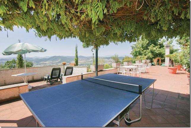 Casale agrituristico tavolo ping pong Magione-Perugia