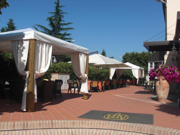 Hotel Ristorante con Gastronomia tipica Umbra