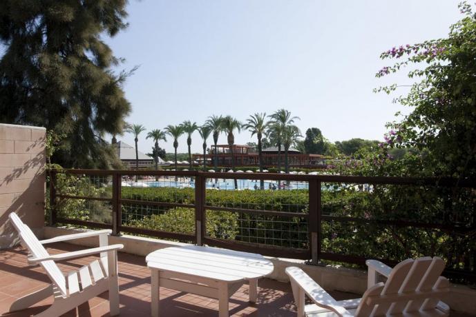 Relax in villaggio con Piscina, Spa, Spiaggia privata