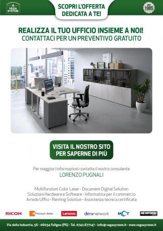 Mobili per Ufficio in Umbria, Arredamento per Uffici ...