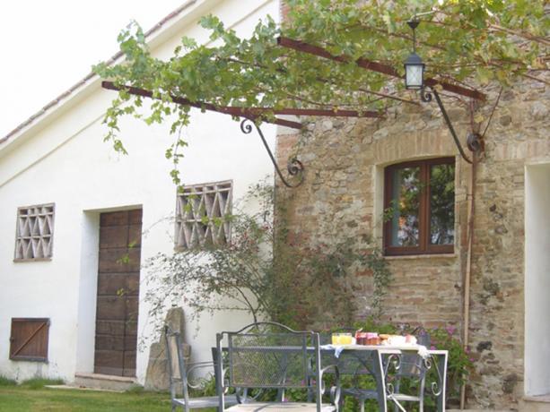 Appartamenti con Giardino Privato Agriturismo Umbria