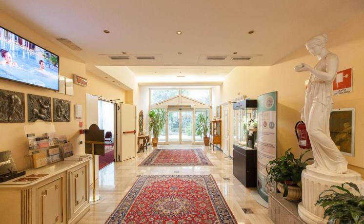 Hall dell'Hotel Abano