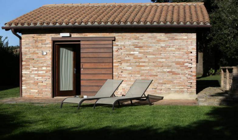 Suite Esterna in Tenuta Deluxe vicino Orvieto