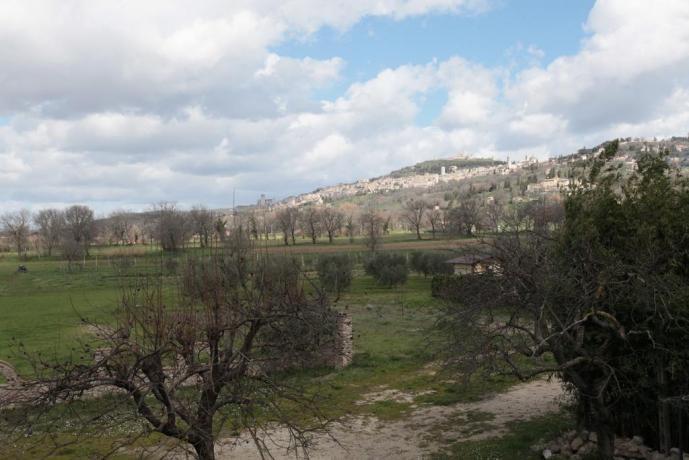 Dove dormire per visitare Assisi