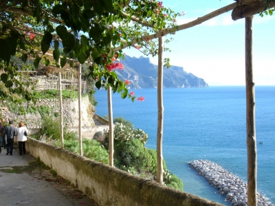 Bed and Breakfast on the Amalfi coast