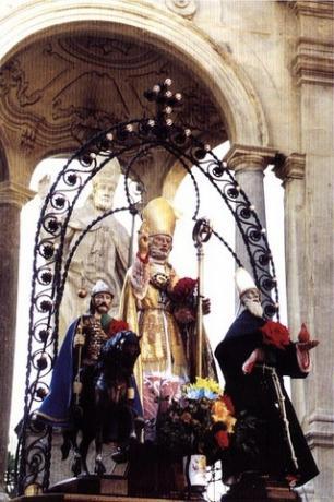 Ubaldo Patron Saint