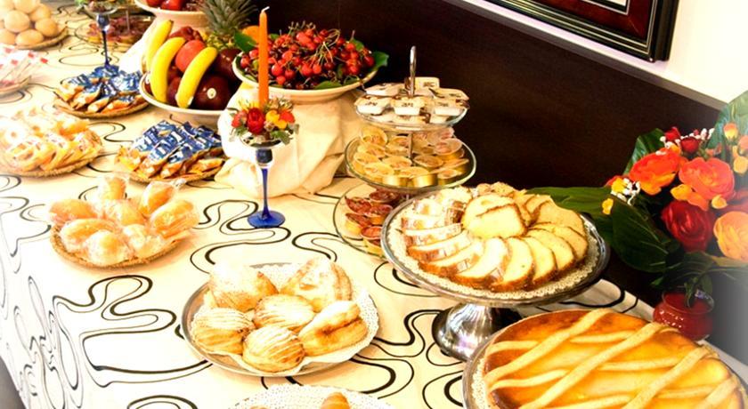 Hotel colazione a buffet Bari