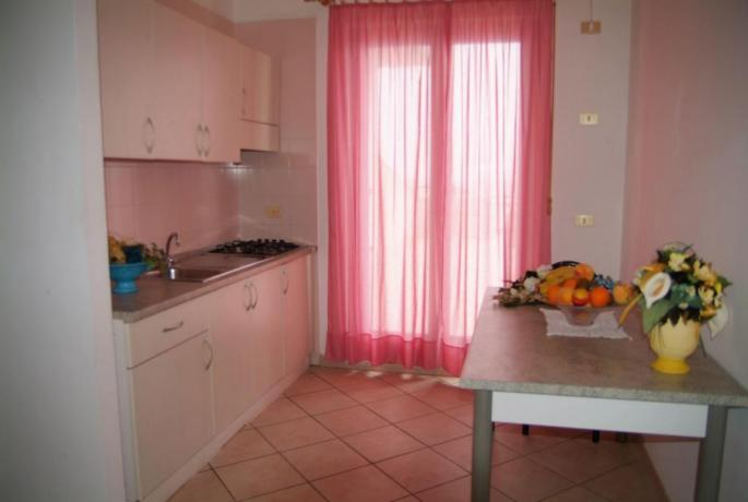 Appartamento Monolocale con Cucina