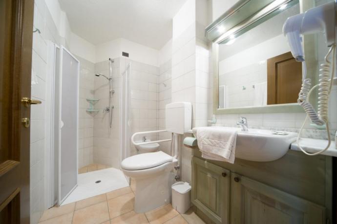 Appartamento-vacanze 4persone con bagno e set cortesia Bardonecchia