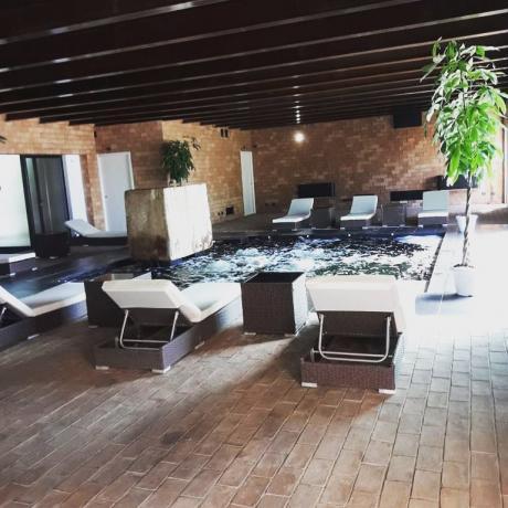 Pernottamento a Sabaudia in hotel con SPA