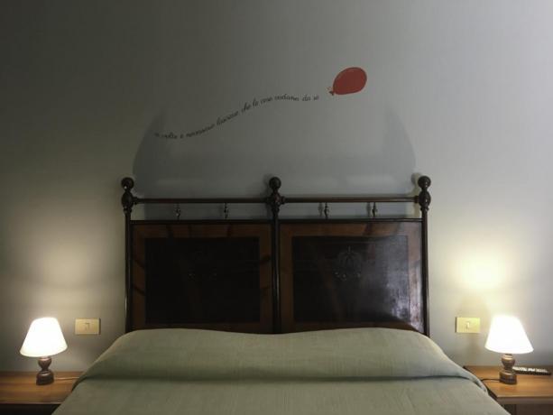 LaStalla- Bilocale in Umbria CameraMatrimoniale x coppie