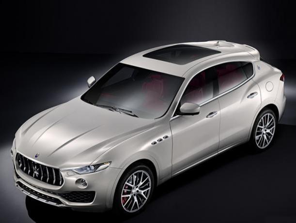 noleggio lungo termine Maserati senza anticipo