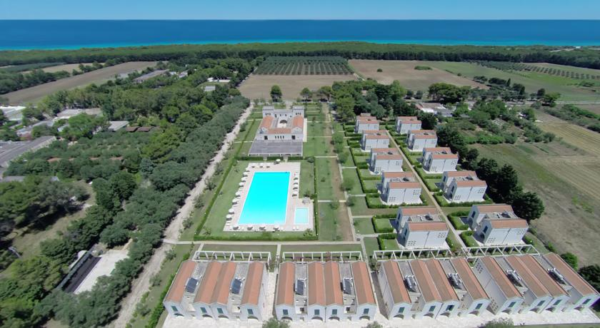 Villaggio con Piscina in Salento