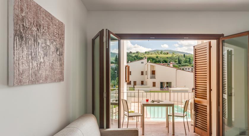 Suite con vista Piscina colline fiorentine