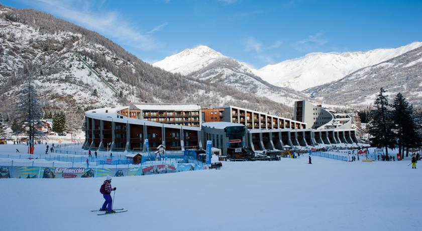 Hotel village a Bardonecchia campo smith