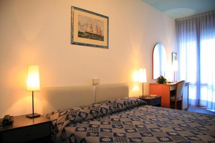 Camera Comfort Matrimoniale in albergo veneto