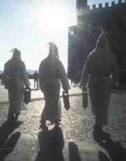 Venerdì Santo programmi in Umbria celebrativi