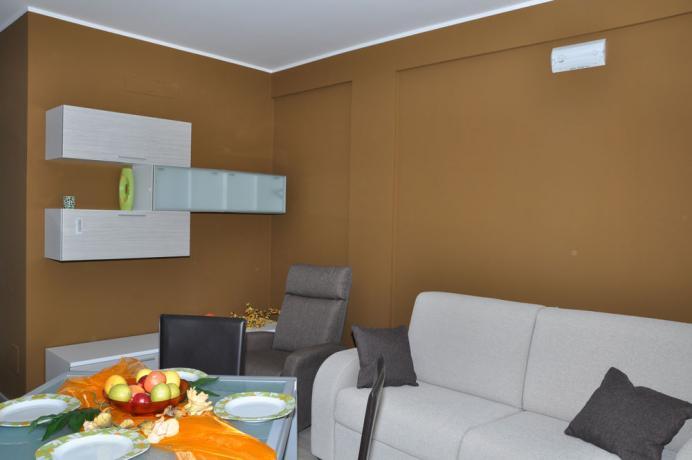Appartamenti Vacanza con soggiorno sul Metaponto