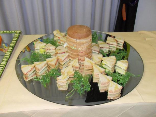Particolare piatto servito dal nostro ristorante