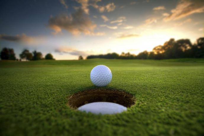Campo da golf in Umbria