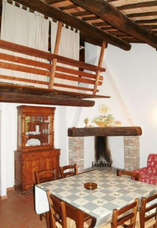 Appartamento Ginepro con camino e soppalco Castiglione-del-Lago