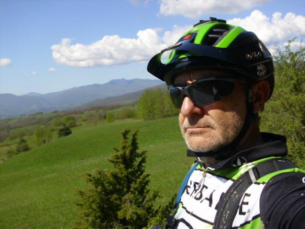 Giorgio, Guida di MTB