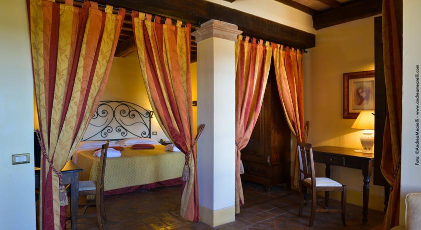 Eleganti Camere Matrimoniali a Saturnia vicino terme