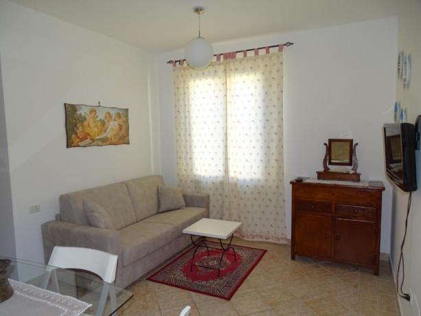 soggiorno Appartamento Residence Petalo