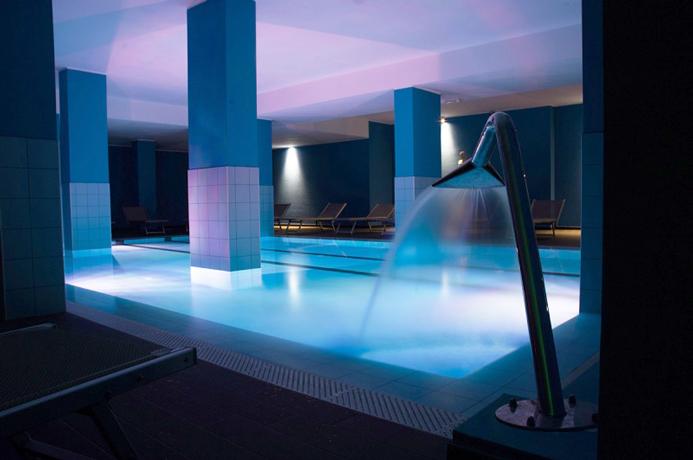 Centro Benessere in Hotel Resort 4stelle