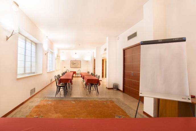 Torino centro, Hotel sale conferenze