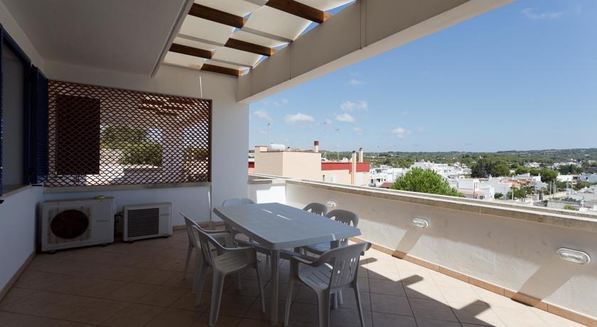 Appartamenti con terrazza Salento Leuca Puglia