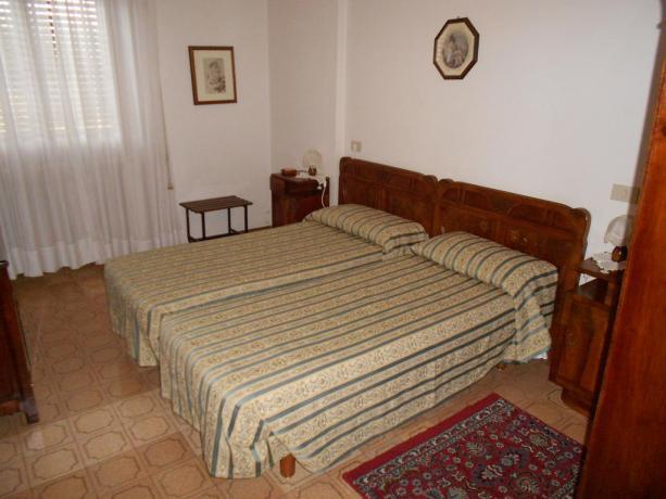 Camera doppia hotel a Chiusi