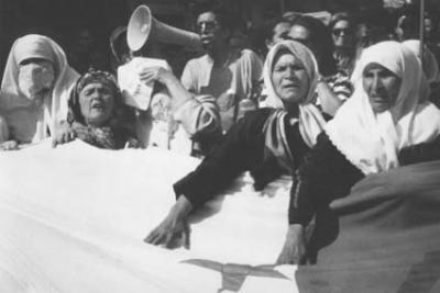 Le donne in lotta per i loro diritti