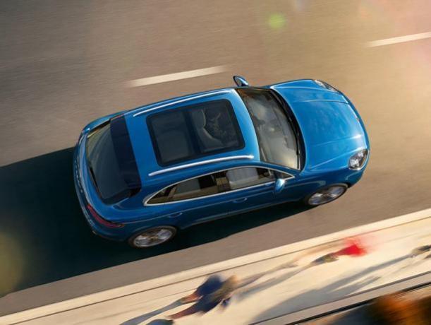 Noleggio SUV Lungo Termine Porsche Macan Professionisti