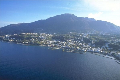 Ischia, view