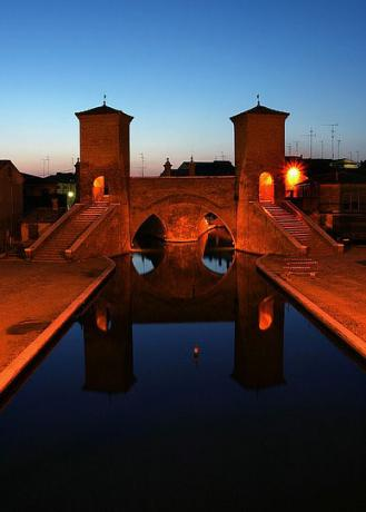 Hotels-pensions-agritourisms-and-BBs-near-Comacchio
