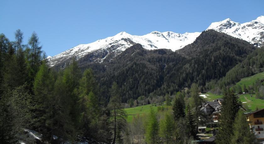 Vista Parco Nazionale dello Stelvio