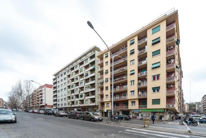 Palazzo con appartamento vacanza nel centro di Roma