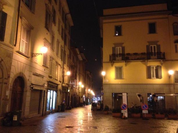 Case vacanze al centro di Bergamo