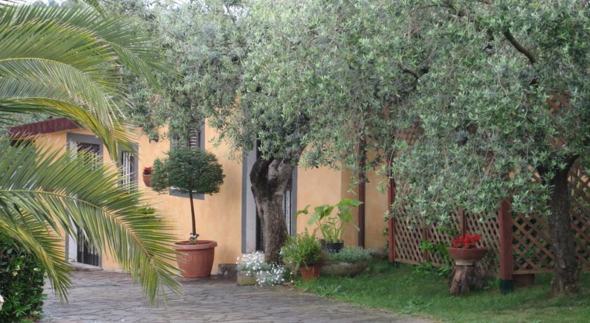 Villa Vacanze Castelli Romani tra il verde